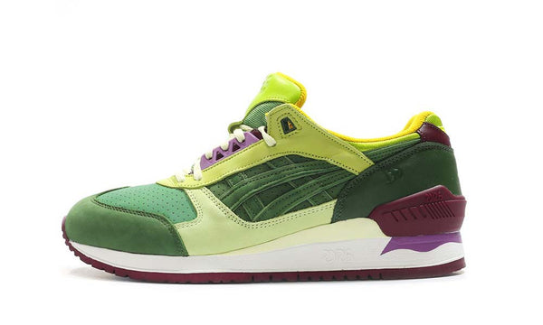 "Asics Gel Lyte 3 ""Virgin Olive Oil"" - zero's world sneakers store los angeles melrose round two flight club supreme"