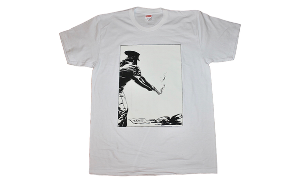 zBay ComplexCon Auction - SUNDAY 11/03 - Supreme x Raymond Pettibon Bang Tee