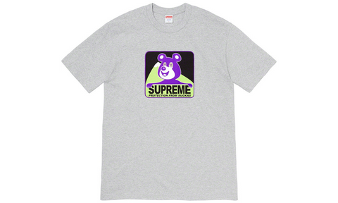 Supreme Bear Tee - zero's zeros world sneakers hypebeast streetwear street wear store stores shop los angeles melrose fairfax hollywood santa monica LA l.a. legit authentic cool kicks undefeated round two flight club solestage supreme where to buy sell trade consign yeezy yezzy yeezys vlone virgil abloh bape assc off white hype sneaker shoes streetwear sneakerhead consignment trade resale best dopest shopping