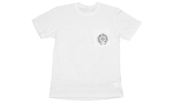 Chrome Hearts Horse Shoe Pocket Tee - Zero's
