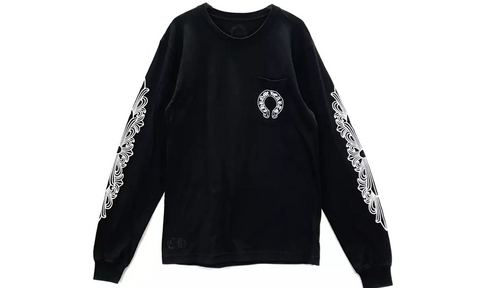 Chrome Hearts Classic Horse Shoe L/S - Zero's