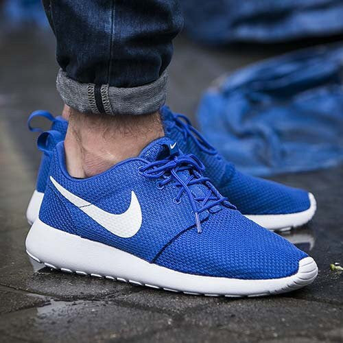 "Nike Roshe One ""Game Royal"" - zero's world sneakers store los angeles melrose round two flight club supreme"