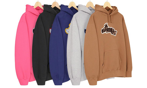 Supreme Handstyle Hooded Sweatshirt