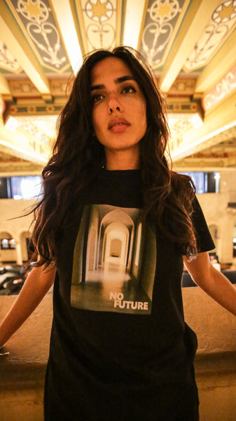 "🚫FUTURE ""Sunken Place"" Tee - Black"