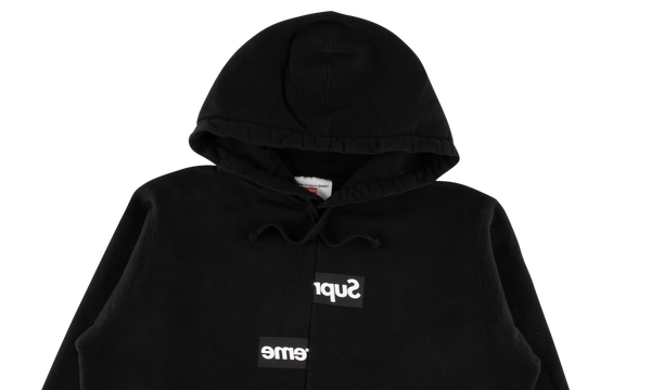 Supreme Box Logo F/W 18 CDG Split
