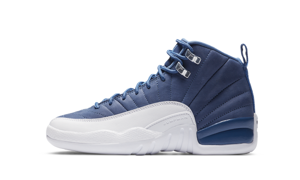 "Air Jordan 12 Retro ""Indigo"" GS - Zero's"