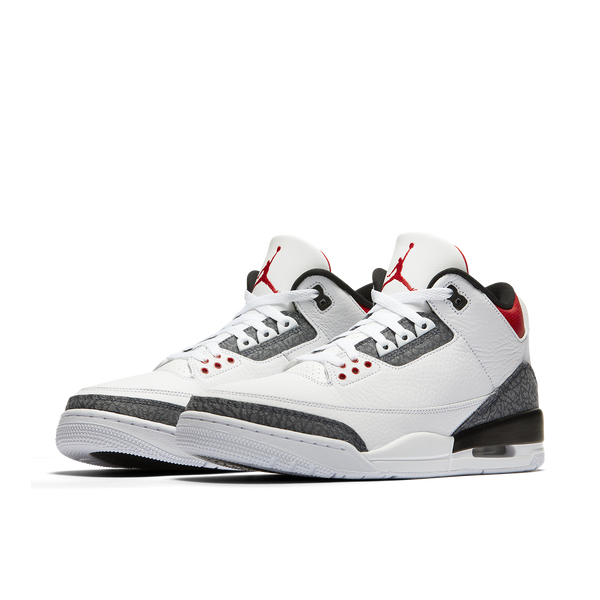 "Air Jordan 3 RETRO SE DNM  ""Fire Red"" - zero's zeros world sneakers hypebeast streetwear street wear store stores shop los angeles melrose fairfax hollywood santa monica LA l.a. legit authentic cool kicks undefeated round two flight club solestage supreme where to buy sell trade consign yeezy yezzy yeezys vlone virgil abloh bape assc off white hype sneaker shoes streetwear sneakerhead consignment trade resale best dopest shopping"