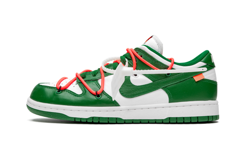 "Nike x Off White Dunk Low ""Pine Green"""