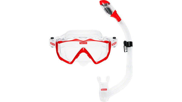 Supreme x Cressi Snorkel Set - zero's zeros world sneakers hypebeast streetwear street wear store stores shop los angeles melrose fairfax hollywood santa monica LA l.a. legit authentic cool kicks undefeated round two flight club solestage supreme where to buy sell trade consign yeezy yezzy yeezys vlone virgil abloh bape assc off white hype sneaker shoes streetwear sneakerhead consignment trade resale best dopest shopping