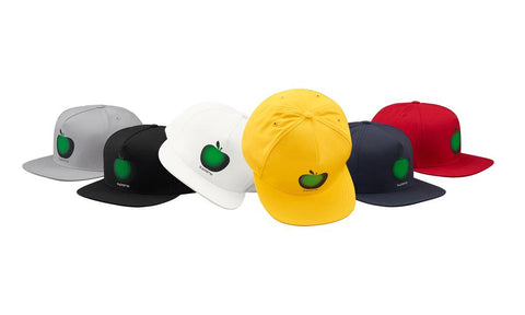 Supreme Apple 5 Panel Hat