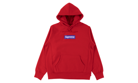 Supreme Box Logo F/W 17 Red