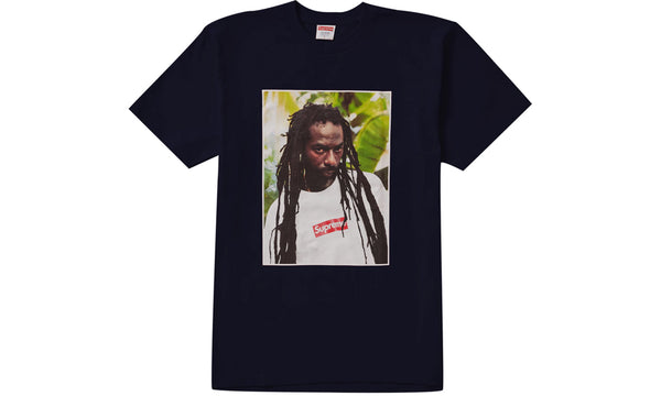Supreme Buju Banton Tee - zero's zeros world sneakers hype streetwear street wear store stores shop los angeles melrose fairfax hollywood santa monica LA l.a. legit authentic cool kicks undefeated round two flight club solestage supreme where to buy sell trade consign yeezy yezzy yeezys vlone virgil abloh bape assc off white hype sneaker shoes streetwear sneakerhead consignment trade resale best dopest shopping