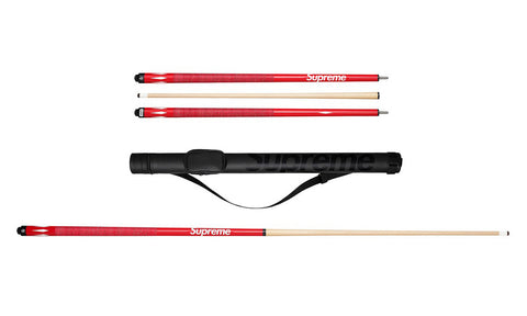 Supreme x Mcdermott Pool Cue