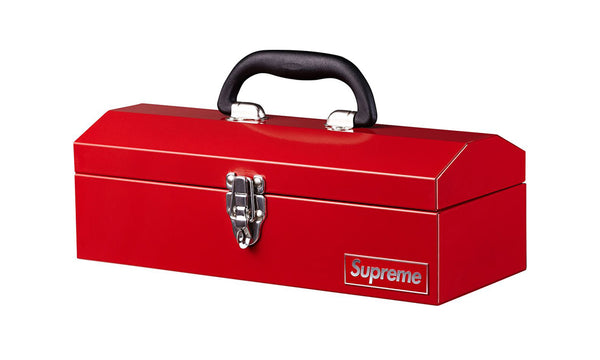Supreme Metal Toolbox