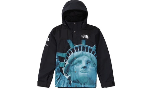 Supreme x TNF Statue Of Liberty Mountain Jacket