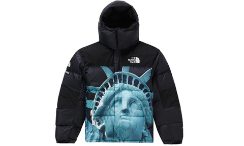 Supreme x TNF Statue Of Liberty Baltoro Jacket
