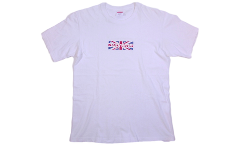 Supreme Box Logo F/W 11 Union Jack