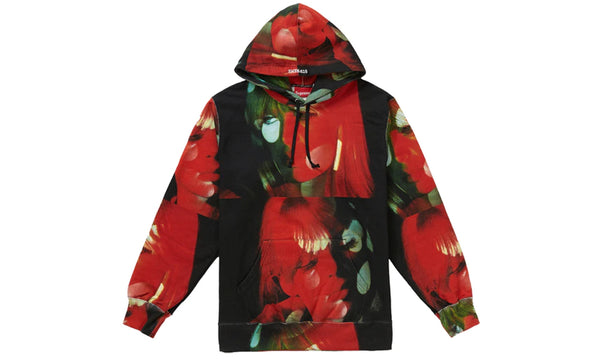 Supreme x The Velvet Underground Nico Hooded Sweatshirt