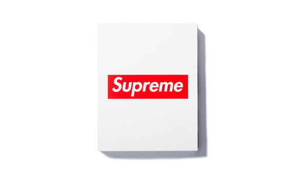 Supreme Vol. 2 Book - zero's zeros world sneakers hype streetwear street wear store stores shop los angeles melrose fairfax hollywood santa monica LA l.a. legit authentic cool kicks undefeated round two flight club solestage supreme where to buy sell trade consign yeezy yezzy yeezys vlone virgil abloh bape assc off white hype sneaker shoes streetwear sneakerhead consignment trade resale best dopest shopping