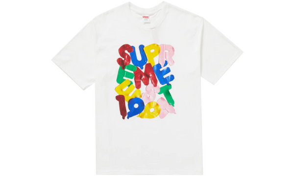Supreme Balloons Tee - zero's zeros world sneakers hypebeast streetwear street wear store stores shop los angeles melrose fairfax hollywood santa monica LA l.a. legit authentic cool kicks undefeated round two flight club solestage supreme where to buy sell trade consign yeezy yezzy yeezys vlone virgil abloh bape assc off white hype sneaker shoes streetwear sneakerhead consignment trade resale best dopest shopping