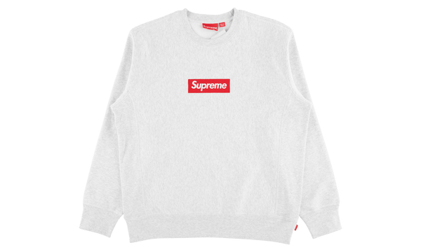 Supreme Box Logo F/W 18 Ash Grey - zero's zeros world sneakers hypebeast streetwear street wear store stores shop los angeles melrose fairfax hollywood santa monica LA l.a. legit authentic cool kicks undefeated round two flight club solestage supreme where to buy sell trade consign yeezy yezzy yeezys vlone virgil abloh bape assc off white hype sneaker shoes streetwear sneakerhead consignment trade resale best dopest shopping