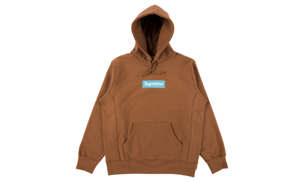 Supreme Box Logo F/W 17 Brown - Zero's