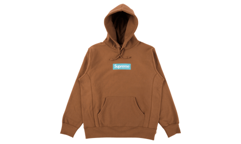 Supreme Box Logo F/W 17 Brown