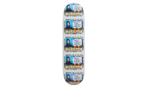 Supreme Ol' Dirty Bastard Skateboard Deck