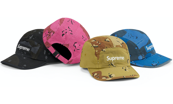 Supreme Overdyed Camo Camp Cap - zero's zeros world sneakers hypebeast streetwear street wear store stores shop los angeles melrose fairfax hollywood santa monica LA l.a. legit authentic cool kicks undefeated round two flight club solestage supreme where to buy sell trade consign yeezy yezzy yeezys vlone virgil abloh bape assc chrome hearts off white hype sneaker shoes streetwear sneakerhead consignment trade resale best dopest shopping