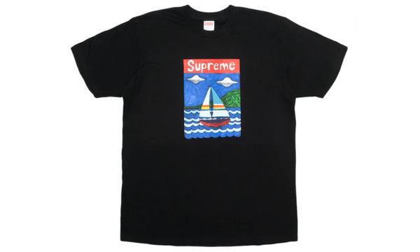 Supreme Sailboat Tee - zero's zeros world sneakers hypebeast streetwear street wear store stores shop los angeles melrose fairfax hollywood santa monica LA l.a. legit authentic cool kicks undefeated round two flight club solestage supreme where to buy sell trade consign yeezy yezzy yeezys vlone virgil abloh bape assc off white hype sneaker shoes streetwear sneakerhead consignment trade resale best dopest shopping