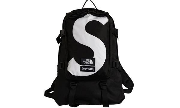 Supreme x The North Face S Logo Expedition Backpack F/W 20 - zero's zeros world sneakers hypebeast streetwear street wear store stores shop los angeles melrose fairfax hollywood santa monica LA l.a. legit authentic cool kicks undefeated round two flight club solestage supreme where to buy sell trade consign yeezy yezzy yeezys vlone virgil abloh bape assc off white hype sneaker shoes streetwear sneakerhead consignment trade resale best dopest shopping