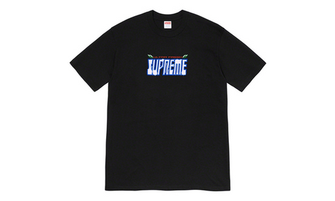 Supreme Ultra Fresh Tee - zero's zeros world sneakers hypebeast streetwear street wear store stores shop los angeles melrose fairfax hollywood santa monica LA l.a. legit authentic cool kicks undefeated round two flight club solestage supreme where to buy sell trade consign yeezy yezzy yeezys vlone virgil abloh bape assc off white hype sneaker shoes streetwear sneakerhead consignment trade resale best dopest shopping