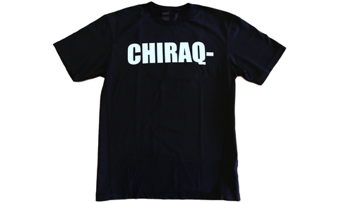 "VLONE ""Chiraq Tee"" - zero's zeros world sneakers hype streetwear street wear store stores shop los angeles melrose fairfax hollywood santa monica LA l.a. legit authentic cool kicks undefeated round two flight club solestage supreme where to buy sell trade consign yeezy yezzy yeezys vlone virgil abloh bape assc off white hype sneaker shoes streetwear sneakerhead consignment trade resale best dopest shopping"