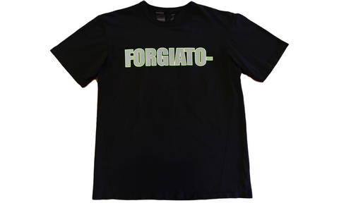 "VLONE "" Forgiato Tee"" - zero's zeros world sneakers hype streetwear street wear store stores shop los angeles melrose fairfax hollywood santa monica LA l.a. legit authentic cool kicks undefeated round two flight club solestage supreme where to buy sell trade consign yeezy yezzy yeezys vlone virgil abloh bape assc off white hype sneaker shoes streetwear sneakerhead consignment trade resale best dopest shopping"