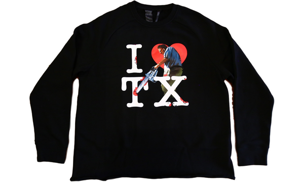 "VLONE ""I Love Texas Crewneck"""