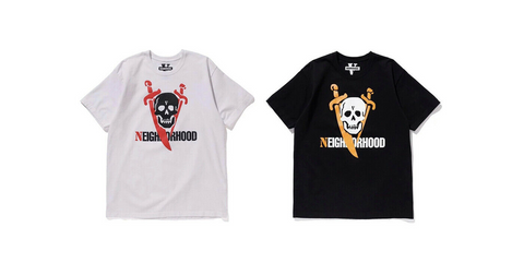 Vlone x Neighborhood Tee