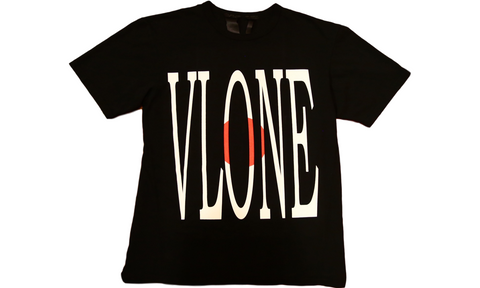 "VLONE ""Japan Staples Tee"" - zero's zeros world sneakers hype streetwear street wear store stores shop los angeles melrose fairfax hollywood santa monica LA l.a. legit authentic cool kicks undefeated round two flight club solestage supreme where to buy sell trade consign yeezy yezzy yeezys vlone virgil abloh bape assc off white hype sneaker shoes streetwear sneakerhead consignment trade resale best dopest shopping"