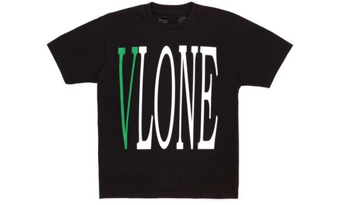 Vlone x Staple Tee - zero's zeros world sneakers hypebeast streetwear street wear store stores shop los angeles melrose fairfax hollywood santa monica LA l.a. legit authentic cool kicks undefeated round two flight club solestage supreme where to buy sell trade consign yeezy yezzy yeezys vlone virgil abloh bape assc off white hype sneaker shoes streetwear sneakerhead consignment trade resale best dopest shopping
