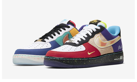 "Nike Air Force 1 '07 LV8 ""What The L.A."""