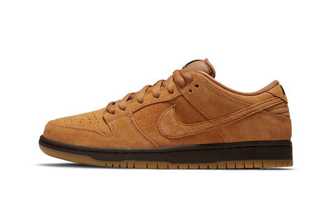 "Nike SB Dunk Low ""Wheat 2020"" - Zero's"
