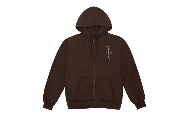Travis Scott YUP! Zip Up Hoodie - Zero's