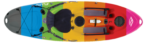 Fluid Buddy Angler Kayak - Wild Coast Kayaks