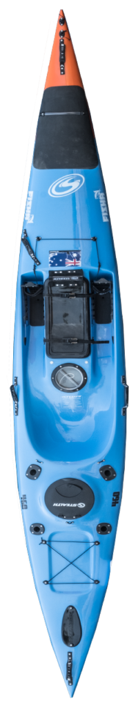 Stealth Fisha 460 Kayak