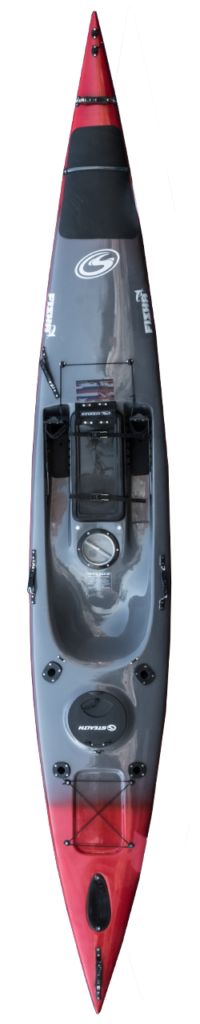 Stealth Fisha 500 Kayak - Wild Coast Kayaks