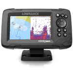 Lowrance Hook Reveal 5 (50/200HDI)