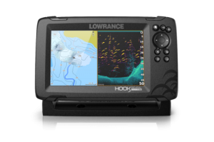 Lowrance Hook Reveal 7 (50/200HDI) - Wild Coast Kayaks