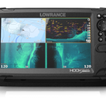 Lowrance Hook Reveal 9 (Tripleshot) - Wild Coast Kayaks