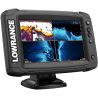 Lowrance ELITE 7 TI² (3-IN-1 ACTIVE IMAGING) - Wild Coast Kayaks