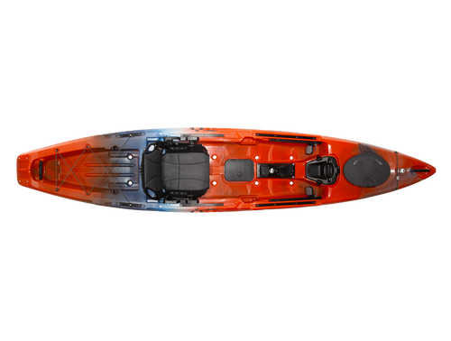 Wilderness Radar 135 Kayaks (Expected Sept 2020) - Wild Coast Kayaks
