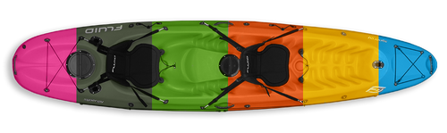 Fluid Synergy Angler Kayak - Wild Coast Kayaks
